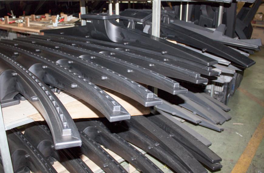 Fabricación en serie por rotomoldeo en Rotobasque