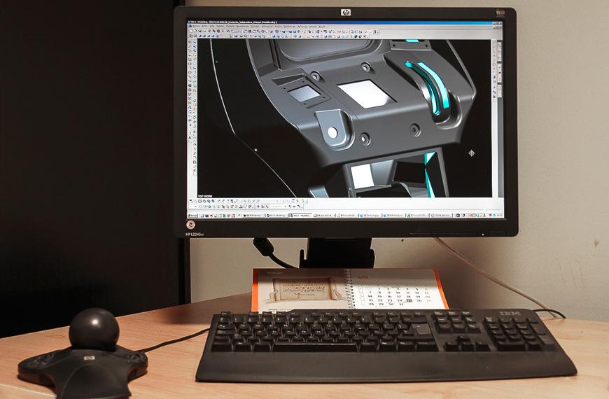 Ingeniería de producto por rotomoldeo en ordenador en Rotobasque