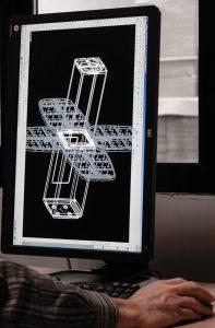 Reingeniería de producto por rotomoldeo y diseño en ordenador