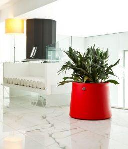 Mobiliario de interior y exterior en Rotomoldeo
