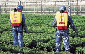 El rotomoldeo en la maquinaria agrícola, pulverizadores plastico