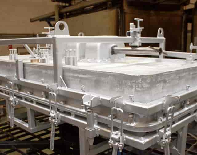 Fabricación de Molde para rotomoldeo Rotobasque S.L.