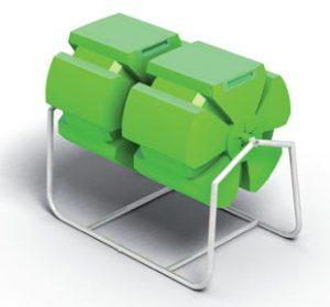El sector de la energía y medio ambiente en rotomoldeo, compostera verde compostaje