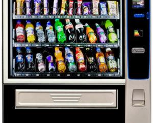 El sector de la alimentación en rotomoldeo, maquina vending en rotomoldeo