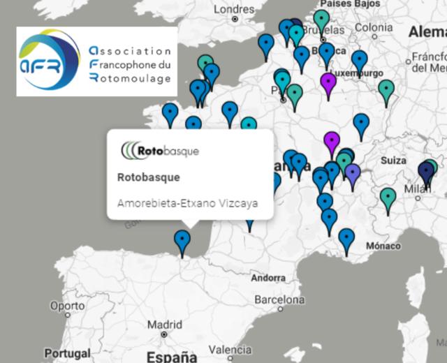 Asociación Francófona de Rotomoldeo
